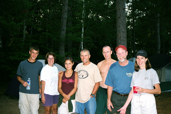 90-Miler 2001 group