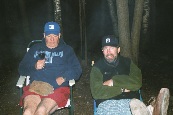 Bob and Mike in the Catskills