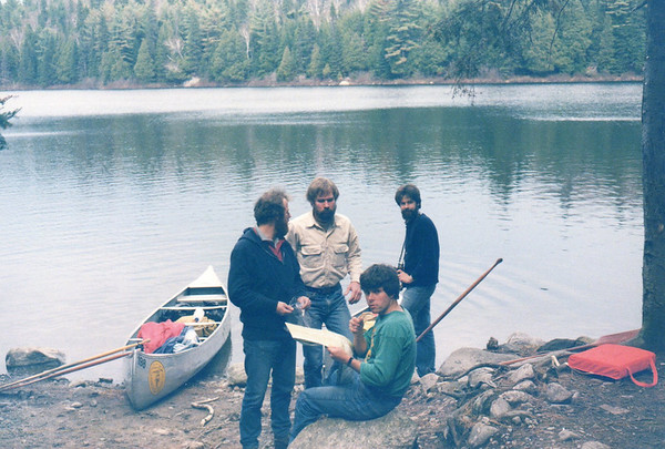 Early Algonquin Park