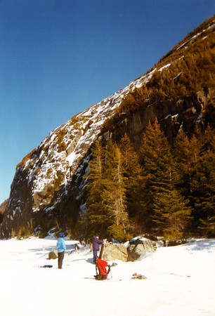 Avalanche Lake 1999