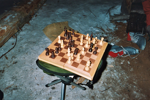 chess at John Pond